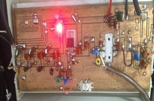 Meningkatkan jangkauan daya pancar Remote Control dengan menggunakan signal booster