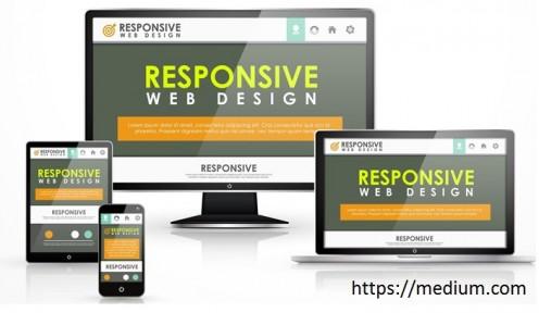 Contoh Membuat web desain yang Responsif dengan HTML5 dan CSS3