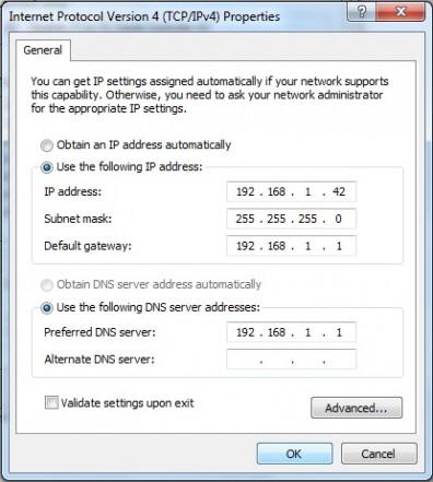 Cara konfigurasi IP address Statis pada komputer dalam waktu tidak sampai 5 menit