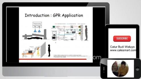 Bagaimana prinsip kerja, perancangan serta Implementasinya Radar GPR?